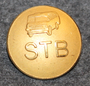 STB Svensk Turistbuss Uthyrning, turistsibussin vuokraus