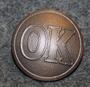OK, Sveriges oljekonsumenters riksförbund, Ruotsalainen Öljy osuuskunta, 24mm