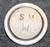 Södra Hälsinglands Mejeriförening, Meijeri, 28mm