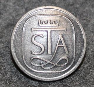 STA, Svenska Tobaks AB, Ruotsin Tupakka. 16mm