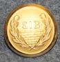 Sydsvenska Industribevakning AB, Teollisuusvartiointi, 23mm kullattu v2