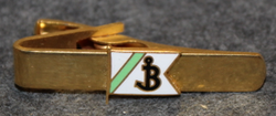 Bergesen d.y. Shipping company, tie clip  LAST IN STOCK