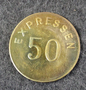 Expressen 50 ( Tidningen Expressen ), newspaper.