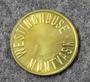 Westinghouse Møntvask. Pesula
