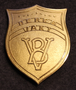 Berga vakt, security officers badge