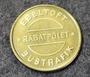 Ebeltoft Bustrafik, rabatpolet. Bussi firma.