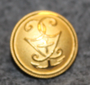 Gorthons Rederier AB, laivayhtiö, 14mm, kullattu