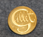 Restaurang Gillet, 26mm, gilt