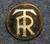 Turisttrafikförbundets Restaurangaktiebolag, rautateiden ravintolat, 18mm, kullattu