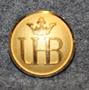 Uddeholms AB, 14mm, laiva lippu malli