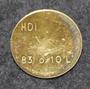 HDI 83 o 10L, polttoainerahake v. 1956, V2