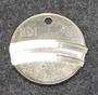 HDI 93 o 10L, polttoainerahake v. 1956
