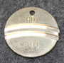 HDI 10L, polttoainerahake v. 1956