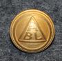 Broströms Linjeagentur, laivayhtiö, 14mm kullattu