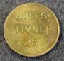 Jules Tivoli 25, Huvipuisto