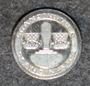Scandinavica, 15mm, nikkeli