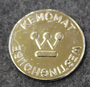 Kemomat Westinghouse. Laundry, Nickel