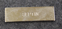 Hospital Equipment label: Septin
