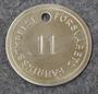 Försvarets Fabriksstyrelse, Swedish military defence industry, numbered