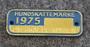 Hundskattemärke 1974, Överkalix Kommun, Koiraveromerkki