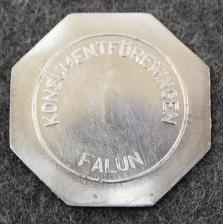 Konsumentföreningen Falun, Osk. Mjölk 1 LIT. Osuuskunnan maitorahake