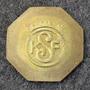 KSF Konsumentföreningen Stockholm. Osuuskunnan rahake