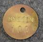 AB Iggesunds Bruk, Byggen, numeroitu. v. 1953