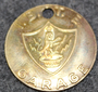 Imperial Board of Telecommunication, Ethiopia. Garage. Parking token.  LAST IN STOCK