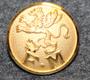 Finspångs Metallverkstad, 16mm, kullattu