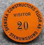 Svenska Constructors Fluor AB, Stenungsund, Visitor