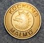 Kockums Malmö, 23mm kullattu