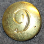 Karlsborgs Museum, 19mm gilt