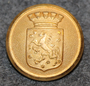 Arvika Stad. Swedish municipality, 23mm, gilt