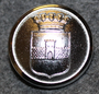 Bodens kommun. Swedish municipality, 22mm, nickel