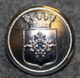 Enköpings kommun. Swedish municipality, 23mm, nickel