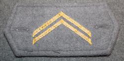 M/65 cuff insignia, Finnish army, Corporal