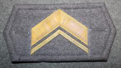 M/65 cuff insignia, Finnish army, Master sergeant