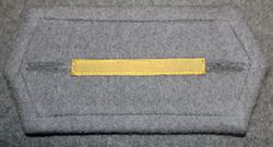M/65 cuff insignia, Finnish army, 2nd Lieutenant