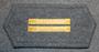 M/65 manttelin arvomerkit. Luutnantti