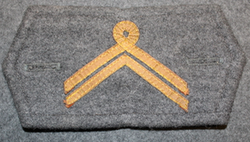 M/65 cuff insignia, Finnish army, Officer candidate