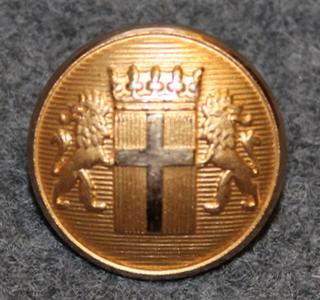 Linjeflyg AB, Ruotsalainen lentoyhtiö. 20mm kullattu