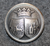 Jämtlands län, Ruotsin lääni. 23mm, harmaa, <1938