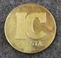 IC Avesta, Bensiinirahake