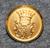 Kristianstads län, Ruotsin lääni. 14mm, kullattu
