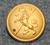 Skaraborgs län, Ruotsin lääni. 23mm, kullattu