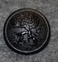 Stockholms län, Ruotsin lääni. 21mm, <1947, musta