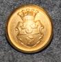 Malmöhus län, Ruotsin lääni. 14mm, kullattu