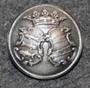 Västernorrlands län, Ruotsin lääni. 22mm, <1941, harmaa