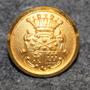 Örebro län, Ruotsin lääni. 14mm, vanha malli, kullattu