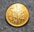Gävleborgs län, Ruotsin lääni. 14mm kullattu